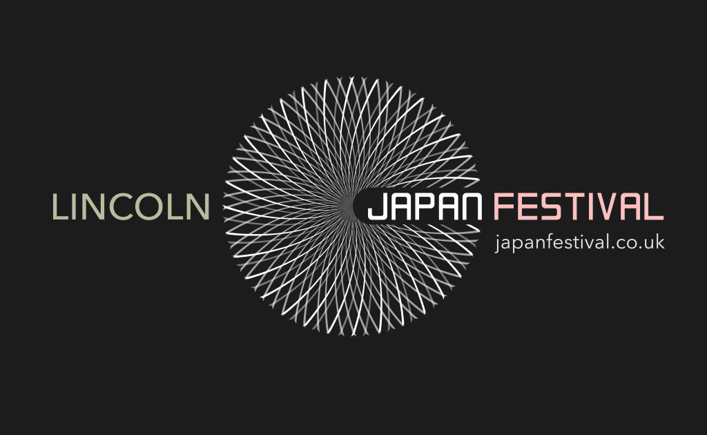 Japan Festival Logo Dark Version