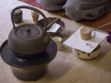Tea Ceremony – 17/02/19 – Morning