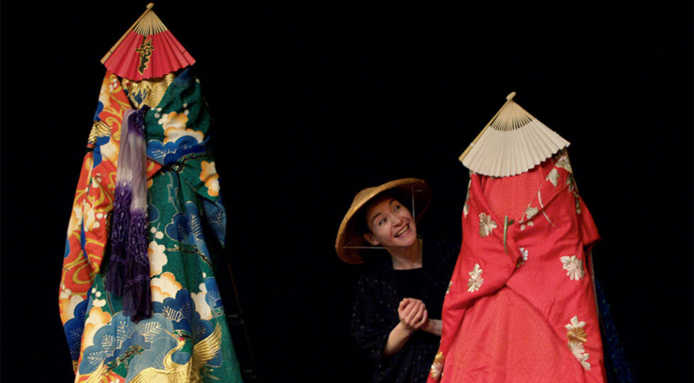 Theatre – Tales From Old Japan