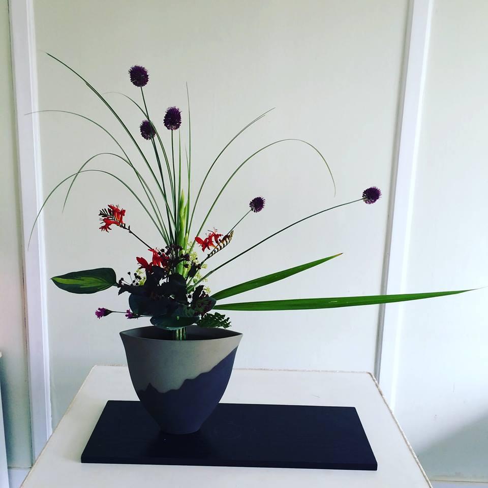 Ikebana (flower arranging) Workshop (SOLD OUT)